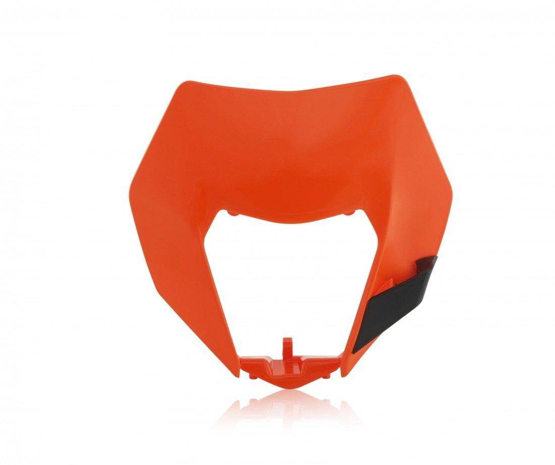 2017 KTM Orginal Lampenmaske lamp mask EXC 125-500 ccm Verkleidungen