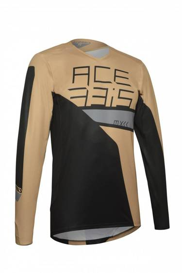 Acerbis Jersey Start & Finish MX Shirt Motocross Enduro Supermoto