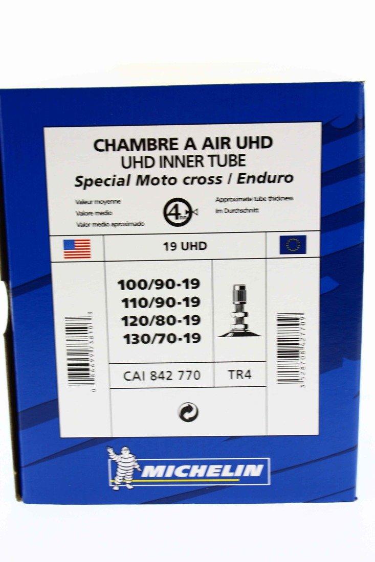 """Michelin Schlauch UHD verstärkt 4mm 140 80 18/"""" KTM Heavy Duty Sonderangebot"""