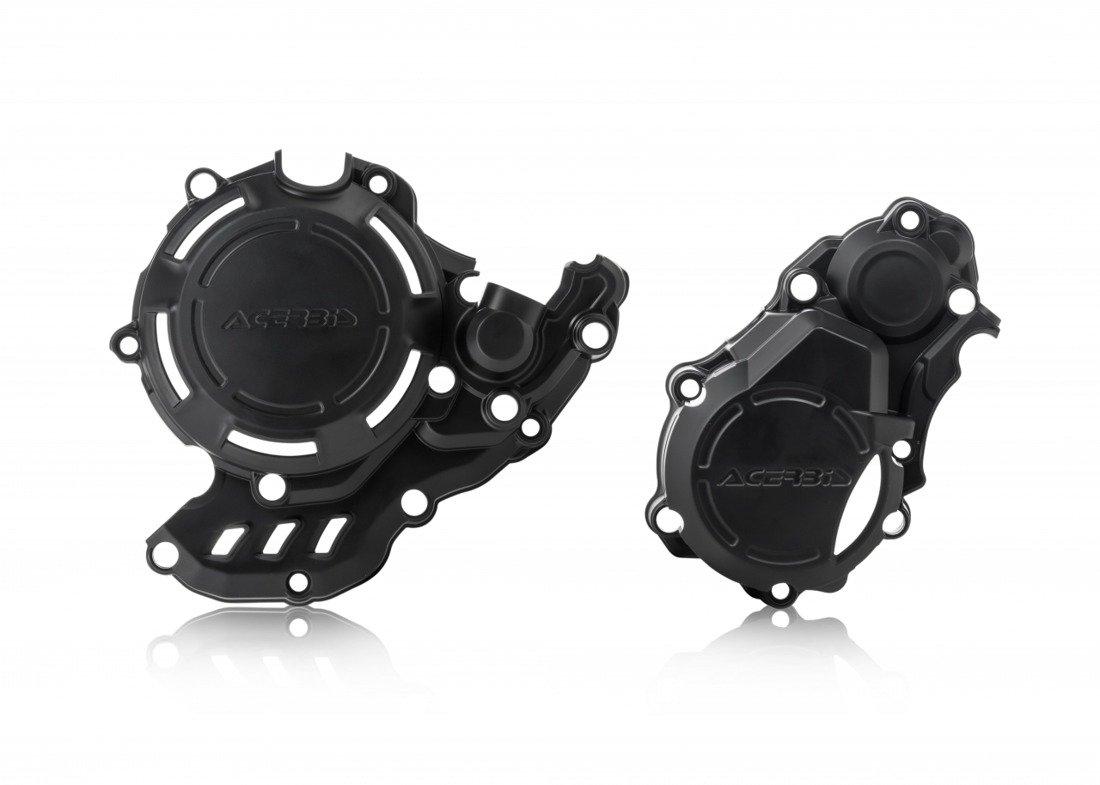 Rally III Multiconcept Handschalen Montagesatz Acerbis X-Strong für  Rally Pro