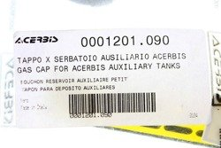 Acerbis Tankdeckel AUXILIARY TANK  Φ48.5 100% Made in Italy