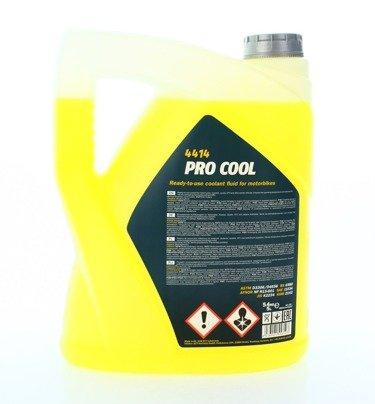 Mannol Pro Cool Antifreeze Kühlflüssigkeit Kühlmittel